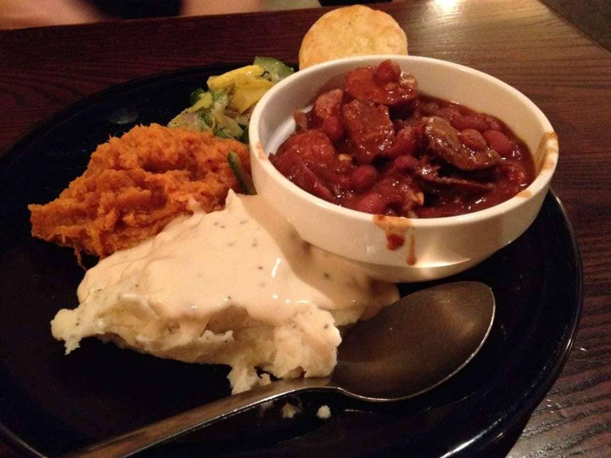 Menu Makanan Khusus Restaurant Steak Veranda Stark Ville, USA